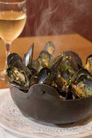 Photo of Mussels